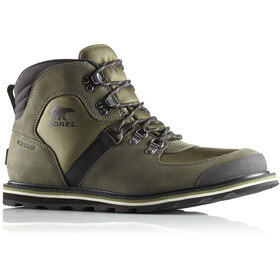 Sorel Madson Sport Hiker Chaussures Homme, hiker green/alpine tundra